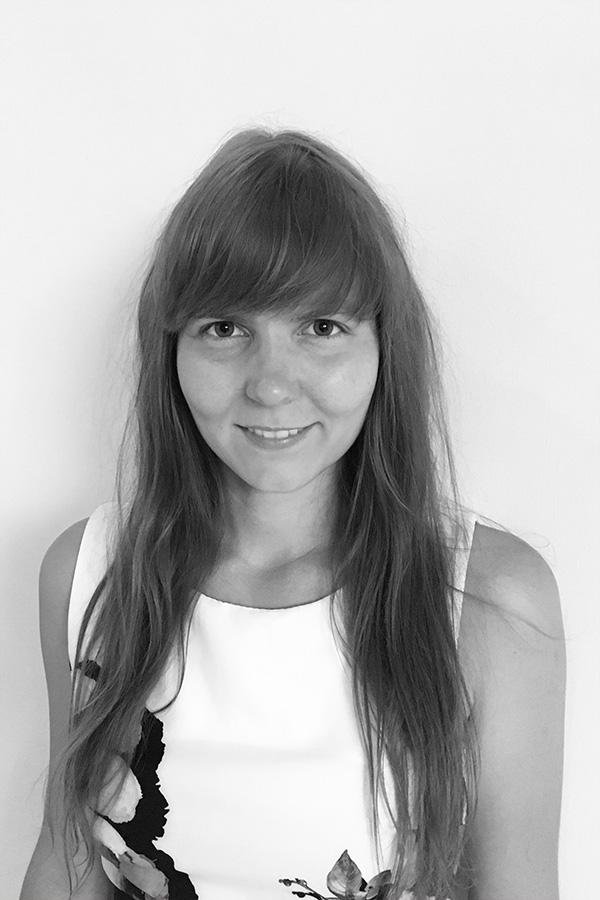 Anna-Liisa Roomet - analyst/consultant